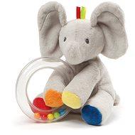 Gund Flappy, a kiselefánt csörgőkkel - Plüssjáték
