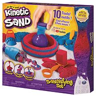 Kinetic Sand fantasztikus játékkészlet - Kreatív szett