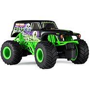 Távirányitós autó Monster Jam RC Grave Digger 1:24 - RC auto na dálkové ovládání