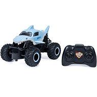 Monster Jam RC Cápa 1:24 - Távirányitós autó