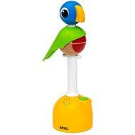 Brio 30262 Papagáj hangfelvétel készítésével - Babajáték