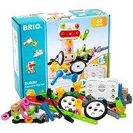 Brio Builder 34592 - építőjáték hangfelvétellel - Építőjáték