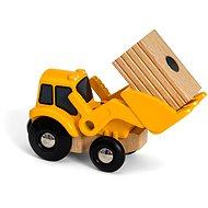 Brio kotrógép 33436 - Kisvasút