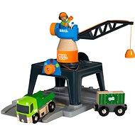 Brio 33962 Smart Tech daru - Kisvasút