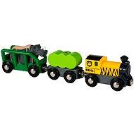Brio 33964 szafari vonat - Kisvasút