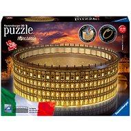 Ravensburger 3D 111480 Colosseum (Éjszakai kiadás) - 3D puzzle