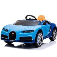 Bugatti Chiron - kék - Elektromos autó gyerekeknek
