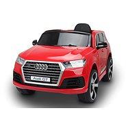 Audi Q7 - piros