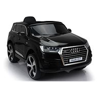 Audi Q7 - fekete - Elektromos autó gyerekeknek