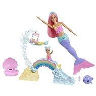 Barbie Dreamtopia játék készlet hableány - Baba