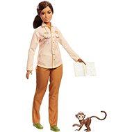 Barbie National Geographic sorozat - majommal - Baba