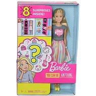 Barbie baba - Szakmák meglepetéssel - Baba