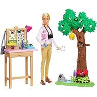 Entomológus Barbie National Geographic - Baba