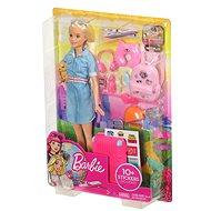 Barbie Utazó baba - Baba