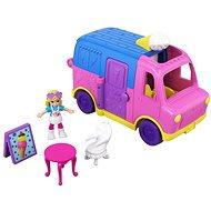 Polly Pocket Jármű - Játékszett