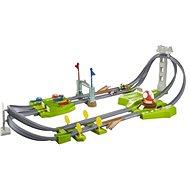 Hot Wheels Mario Kart Körverseny pálya - Játékszett