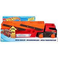 Hot Wheels Mega Hauler - Játék szett