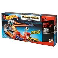 Hot Wheels Turbo Versenypálya - Játékszett
