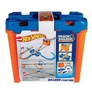 Hot Wheels Track Builder Box tele trükkökkel - Játék szett