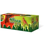 SES Slime - 2 darab és T-rex