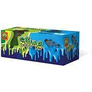 SES Slime - 2 darab cápával - Kreatív szett