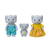 Sylvanian Families 3 elefánt családja - Figurák