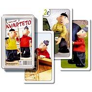 Pat és Mat kvartett - Kártya