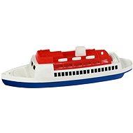 Hajó/Csónak - Óceánjáró gőzhajó - Hajó
