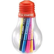 Stabilo Pen 68 Mini Colorful Ideas Rostirón készlet 12 db - Filctoll