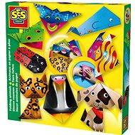 SES Origami – állatok - Kreatív szett