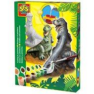 SES  – T-rex gipszöntő