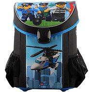 LEGO CITY Police Chopper Easy - Iskolatáska