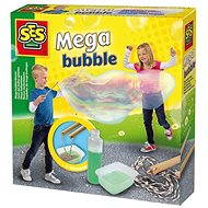 SES Mega buborékfújó - Buborékfújó