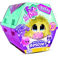 Fur Balls babies mini Tekergő - Plüssjáték