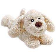 Fekvő kutya - Melegíthető plüss