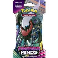 POK: SM11 Unified Minds 1 Blister Booster - Kártyajáték