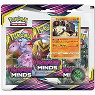 POK: SM11 Unified Minds 3 Blister Booster - Kártyajáték