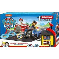 Autópálya Carrera First - 63033 PAW Patrol - On the Track - Autodráha