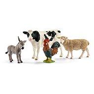 Figura Schleich 42385 Állatállomány