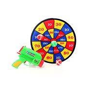 Célpont fegyverrel - Játékfegyver