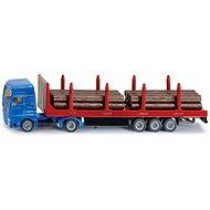 Siku Blister - nehéz tehergépjármű - Fémmodell