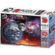 Puzzle 3D Világűr - Puzzle