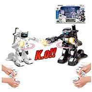 Robot harcos - Robot