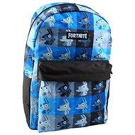 Fortnite Backpack, kék - Iskolatáska