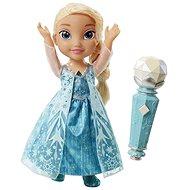 Jégvarázs - Éneklő Elsa Karaoke készlet - Baba