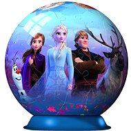 3D puzzle Ravensburger 111428 Ball - Disney Jégvarázs - 3D puzzle