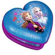 Ravensburger 3D 121205 Szív Disney Jégvarázs 2 - 3D puzzle