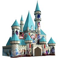 Ravensburger 3D 111565 Disney Jégvarázs Kastély - Puzzle