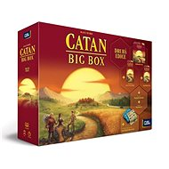 Catan - Big Box - második kiadás - Társasjáték