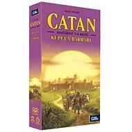Catan - Vevők és barbárok 5-6 játékos - Társasjáték
